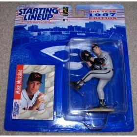 1997 Mike Mussina MLB Starting Lineup Figure [Toy]