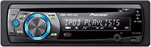 Pioneer DEH-P3000IB In-Dash CD/Mp3/Wma/iTunes AAC/Wav Receiver