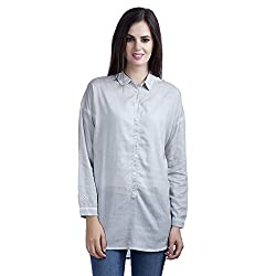 MansiCollections Women's Causal Shirt (Large)