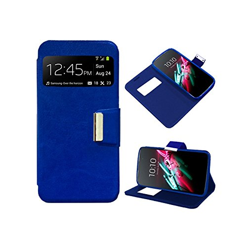 funda-flip-cover-premium-color-azul-para-alcatel-pixi-4-50-3g