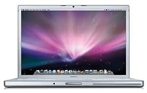Apple MacBook Pro MB133 39,1 cm (15,4 Zoll) WXGA+ Notebook (Intel Core 2 Duo 2.4GHz, 2GB RAM, 200GB HDD, DVD+/-RW, Mac OS X)
