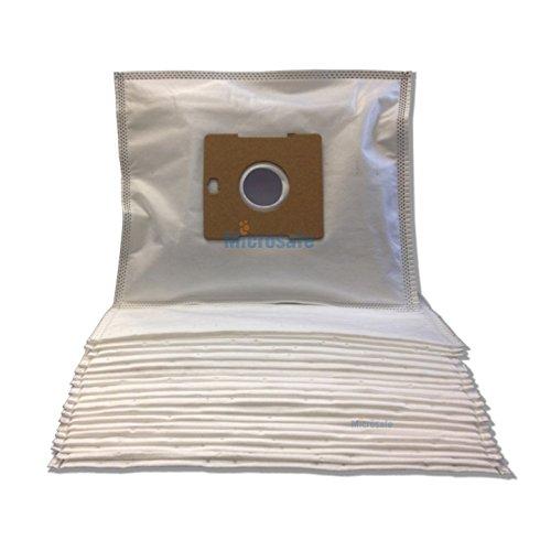 Microsafe® - 20 Microflies Staubsaugerbeutel passend für AEG AE 3450 - Ingenio, 3455