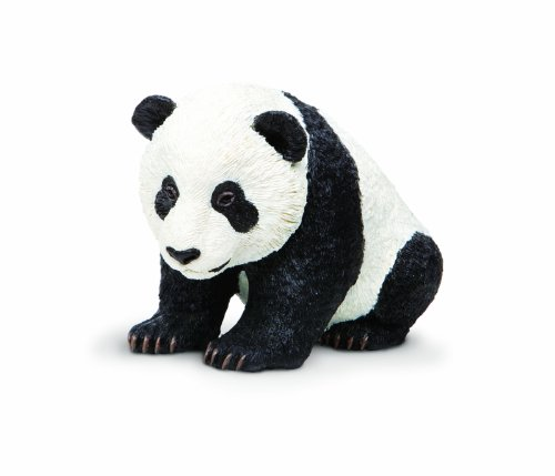 Safari Ltd  Incredible Creatures Panda Baby - 1