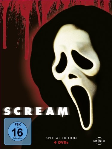 Scream 1 - 3 [Special Edition] [4 DVDs]