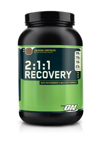 Recovery 2:1:1 1678g - Chocolate