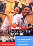 Product B003QN7G0A - Product title Berlitz 465987 Rush Hour Express Spanish CD Edition
