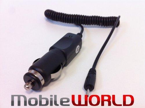 MobileWorld Lagerät Autoladegerät Ladekabel KFZ 12-24V für Nokia N71 / N72 / N73 / N76 / N77 / N78 / N79 / N80 / N81 / N81 8GB / N82 / N90 / N91 / N91 8GB / N92 / N93 / N93i / N95 / N95 8GB / N96 / N800 / N810 / X1-00 / X2-00 / X2-01 / X3-00 / X3-02 / X6 / X7-00 / 500 / 700 / 701