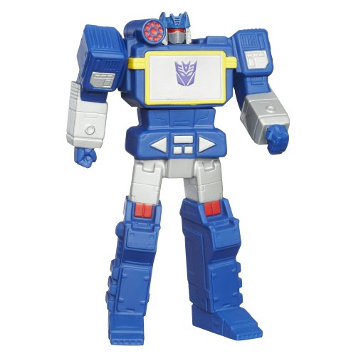 Transformers Prime Titan Warrior Soundwave Figure - 6 Inch - 1