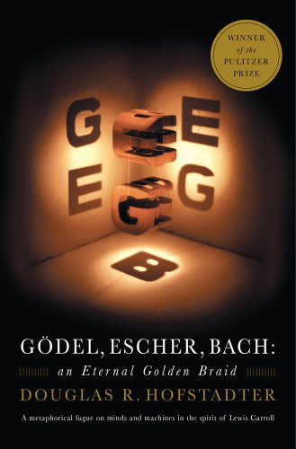 Gödel, Escher, Bach: An Eternal Golden Braid: Douglas R. Hofstadter: 9780465026562: Amazon.com: Books