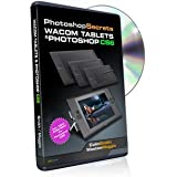 Adobe Photoshop CS6 Secrets & Wacom Tablet Training DVD - Tutorial Video by Colin Smith and Weston Maggio