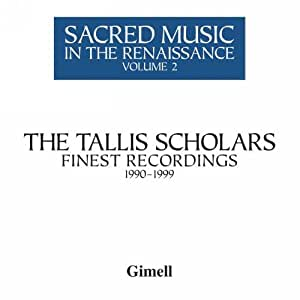 Sacred Music in the Renaissance, Vol. 2