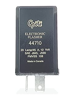 Grote 20-Lamp, Heavy Duty Electronic Flasher