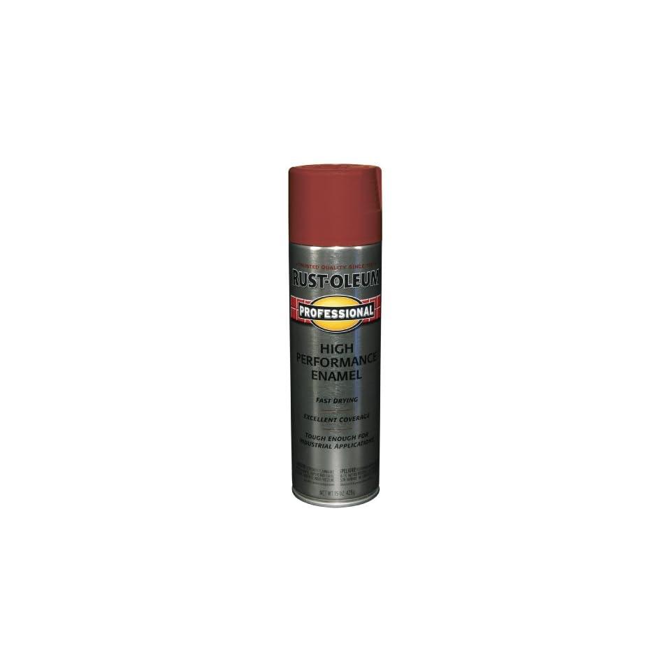 Rust Oleum 7579838 Professional High Performance Enamel Spray