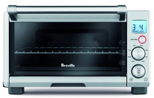 Breville RMBOV650XL Certified Remanufactured Compact 4Slice Smart Oven with Element IQ Picture