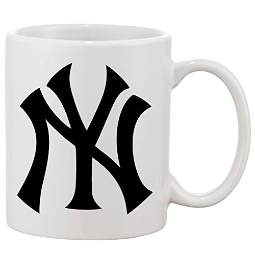 [Breaking Bad Funny New York Yankees Logo Pumpkin Stencil Ceramics Mug Coffee Tea Mug] (Breaking Bad Pumpkin Stencils)