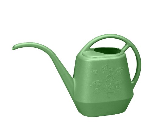 Bloem Living JW41-28 Aqua Rite Watering Can, 144-Ounce, Gre-Fresh (English Watering Can compare prices)