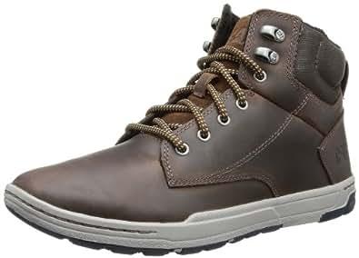 Cat Footwear COLFAX MID, Herren Hohe Sneakers, Braun (MENS DARK BROWN), 40 EU (6 Herren UK)
