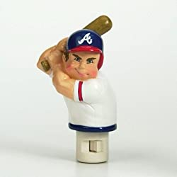 MLB Atlanta Braves Acrylic Night Light