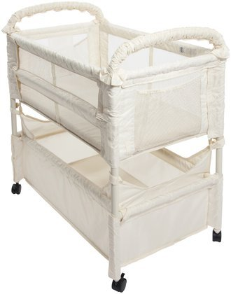 Arms Reach Concepts Inc. Co-Sleeper Clear-Vue - Natural - 1