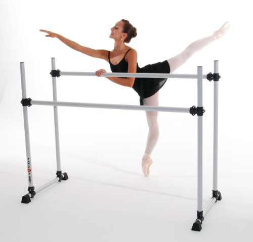 Vita Vibe Ballet Barre Ds60 5ft Portable Adjustable