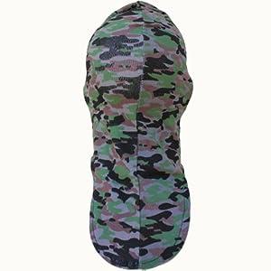 Cagoule 1 Trou Legere 100% Polyester Camouflage Camo Ete Kgear-c01 Airsoft