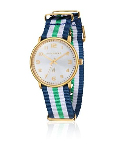 Spinnaker Reloj de cuarzo Nantucket Azul / Verde 40  mm
