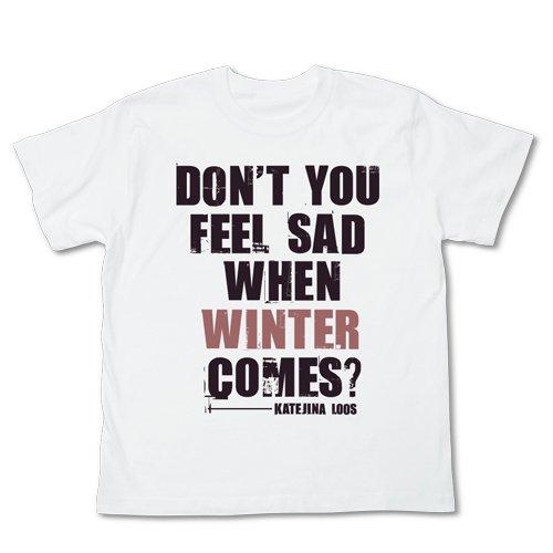 ガンダム カテジナ・ルースTシャツ ホワイト サイズ:XL