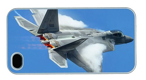 Hipster Iphone 4 Covers Good F22 Sound Barrier Pc White For Apple Iphone 4/4S