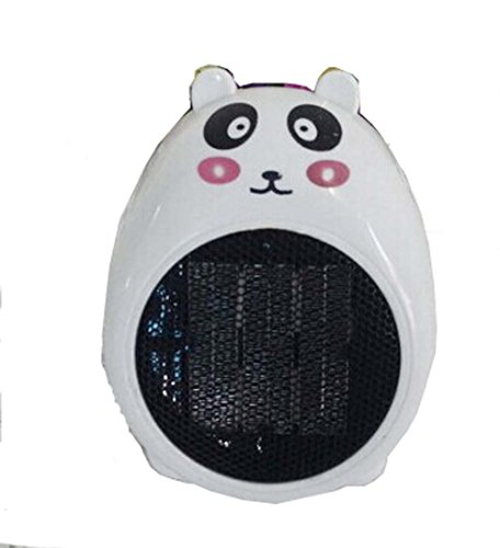 Tree Ccc Cartoon Heater Mini Electric Heater (One Size, White)