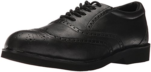 Rockport Work Men's RK6741 Work Shoe,Black,10.5 M US (Steel Toe Loafers compare prices)