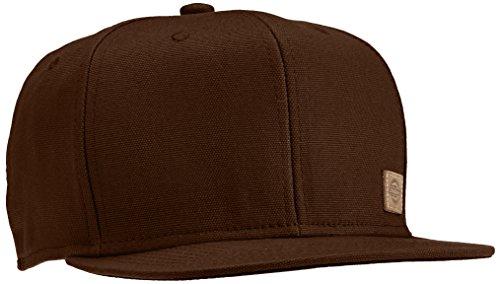 Dickies Minnesota, Baseball beretto da uomo, Marrone (Timber), Taglia unica (Taglia Produttore: One Size)