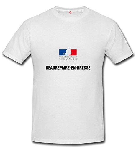 t-shirt-beaurepaire-en-bresse-white