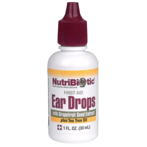 nutribiotic ear drops 1 fluid ounce