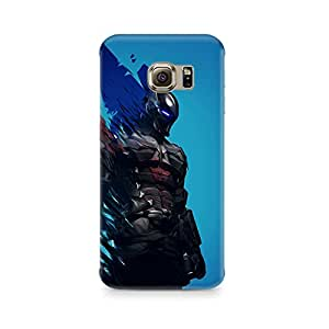 Ebby The Arkham Knight Premium Printed Case For Samsung S7 Edge