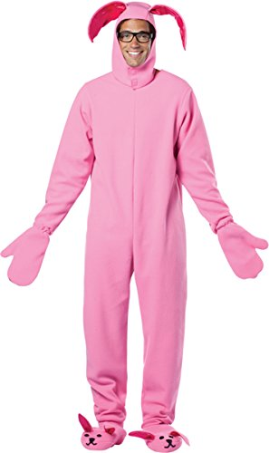 Morris Costumes Christmas Story Bunny Adult