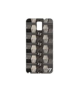 Vogueshell Multi Patterns Printed Symmetry PRO Series Hard Back Case for Samsung Galaxy Note 3