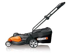 Fiskars 6201 18 Inch Staysharp Max Push Reel Lawn Mower