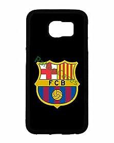 buy La Liga Barcelona Team Logo Samsung Galaxy S6 Case Classic Solid Cellphone Cover For Men