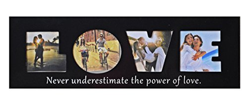 COUPLES GIFTS: For your Girlfriend or Boyfriend - Wedding Anniversary Gift for Husband & Wife - Best Friend gifts - Magnetic photo frame 2x3 inches (Phot Display compare prices)