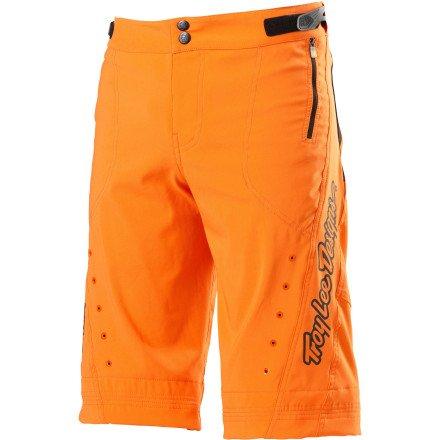 Big Save! Troy Lee Designs Ruckus Men's Bike Sports BMX Shorts - White
