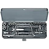 Wiha 60293 23 Piece 12 Point ,Inch, Socket Set