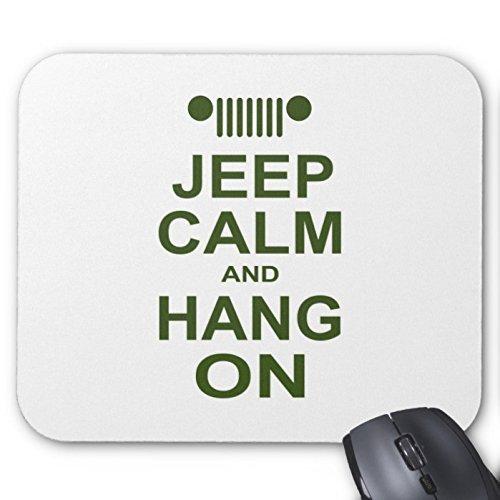 jeep-calm-and-hang-on-verde-tappetino-per-mouse-grande-ufficio-accessory-e-regalo