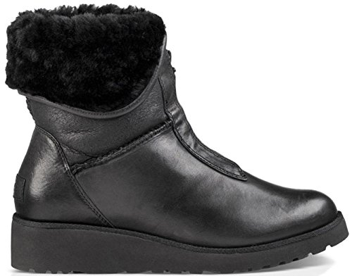 ugg-australia-womens-caleigh-womens-leather-boots-in-black-in-size-40-black