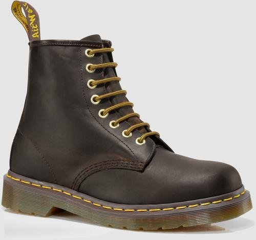 pictures of Dr. Martens Men's 1460 Re-Invented 8 Eye Lace Up Boot,Aztec Crazyhorse Leather,9 UK (10 M US Mens)