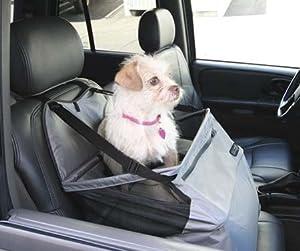 Kyjen Outward Hound Car Booster Seat, Medium, Black