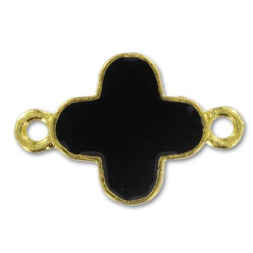 intercalaire-croix-email-epoxy-22x15-mm-dore-noir-x1