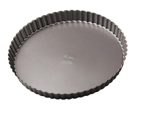 Wilton 9 by 1 1/8 Inch Nonstick Round Tart Quiche Pan