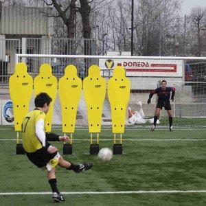 Five Man Free Kick Wall - Pro Flexible Soft