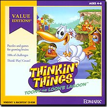 Thinkin' Things Toony the Loon's Lagoon