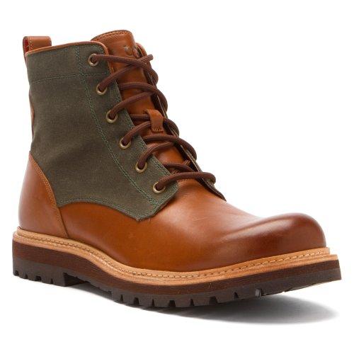 6dbc1b4c6c7 UGG Australia Men's Huntley BootsChestnutLodge GreenUS 11 US Buy ...